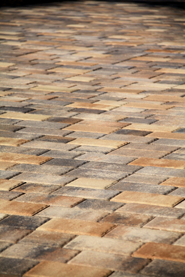 Brick pavers can be an affordable and attractive addition to your home.