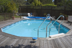 We're the above ground pool installation experts.